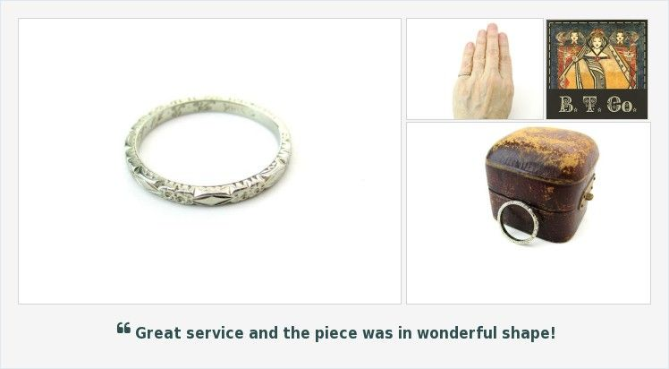 Art Deco #18K White #Gold #Wedding #Band #Ring, Carved Forget Me Not Flowers, #Antique 1930s Wedding Jewelry #vintage #jewelry #vogueteam #fashion #etsy #etsymntt #etsychaching #etsyjewelry #smallbiz #weddingband #weddingring #whitegold #ArtDeco