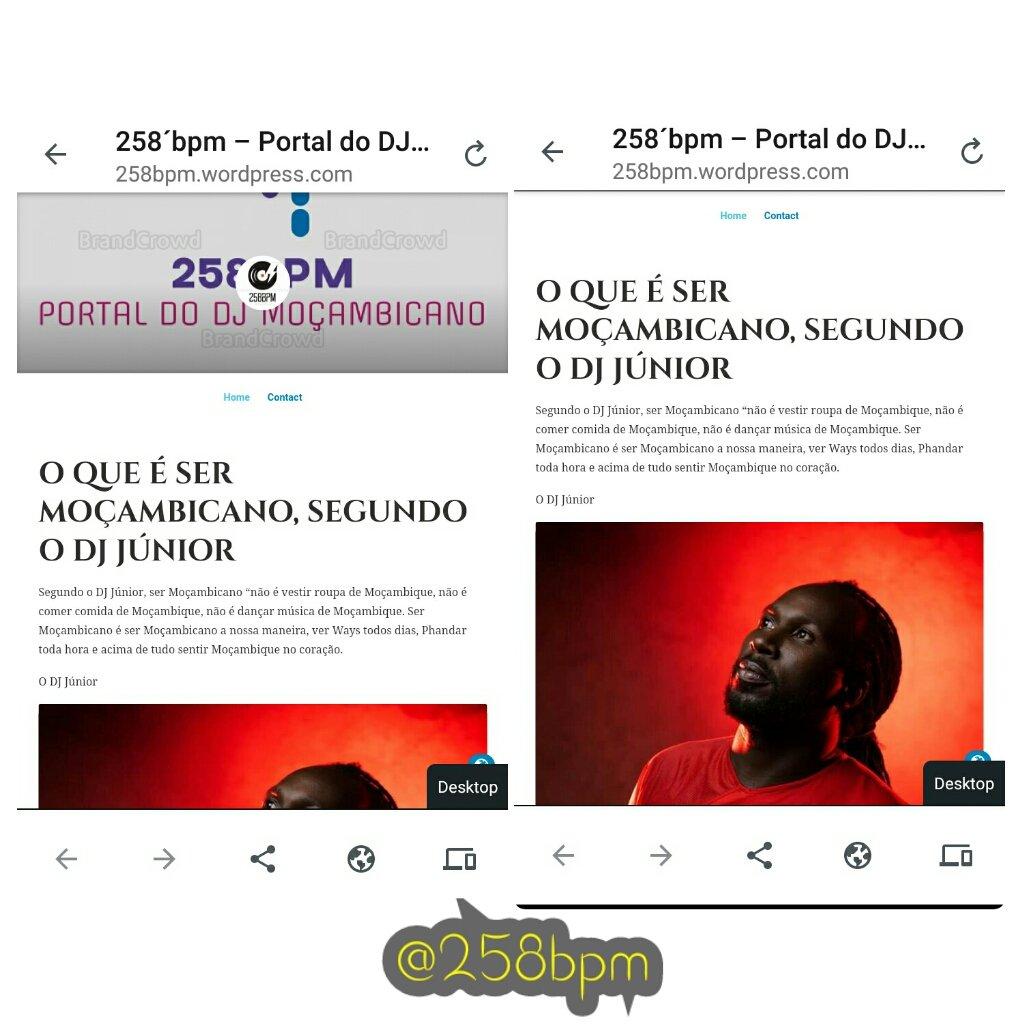 Visitem a nosso site :   Nós Somos 258bpm   O PORTAL DO DJ MOÇAMBICANO. Tudo sobre os DJS Moçambicanos, ficas a saber aqui.  2 0 2 0  •  2 5 8 b p m _____________ #258bpm #djmocambicano #dj #africa #mocambique #vidadedj #djstyle #djlife #2020 🎧 ❤🇲🇿