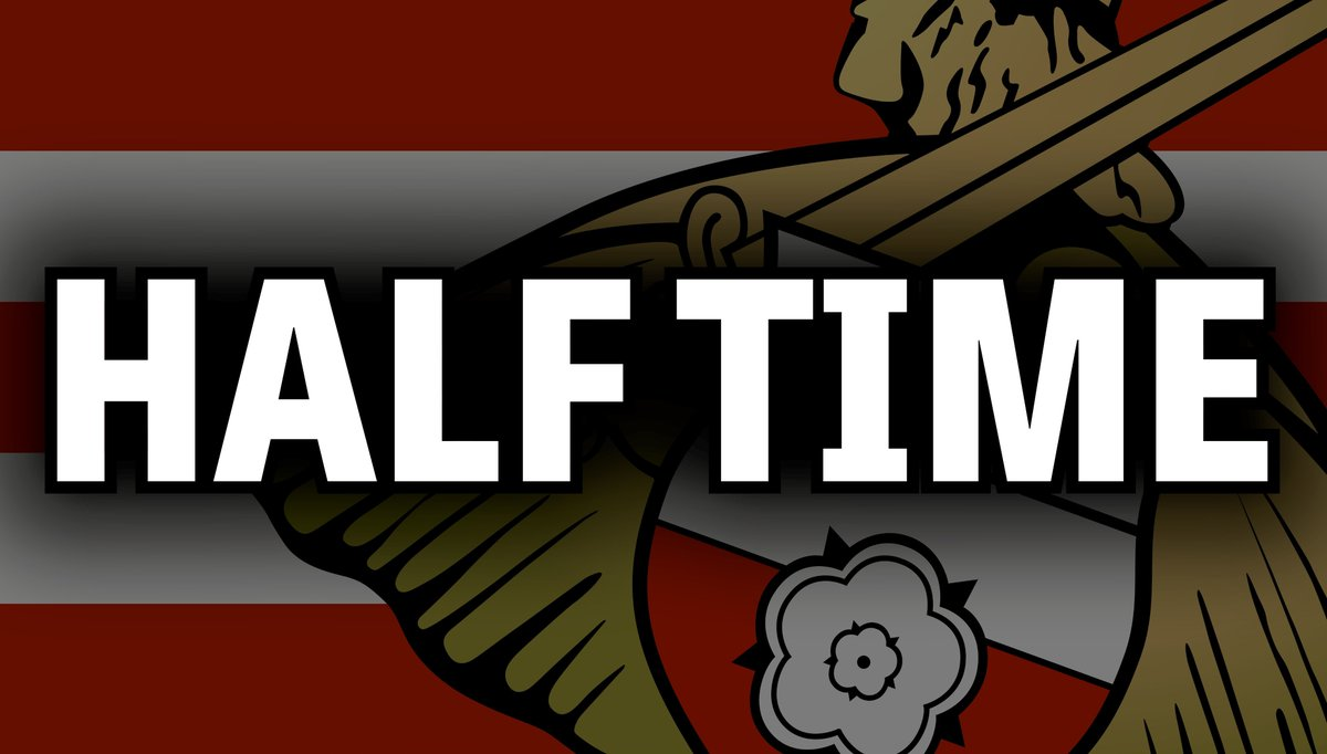 THATS THE BREAK Recap the first half on the blog now #drfc #safc doncasterfreepress.co.uk/sport/football…