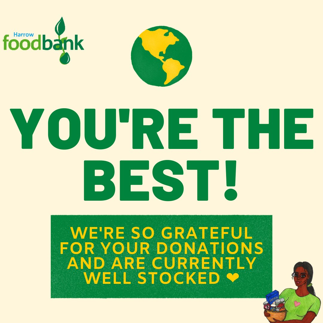 Harrow Foodbank At Harrowfoodbank1 Twitter