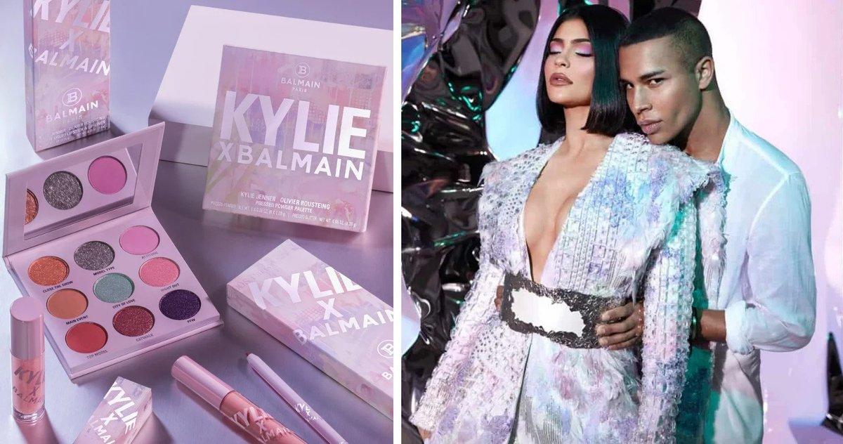 Kylie jenner Sends Balmain Into CHAOS!  #Balmain #KylieJenner #Makeup
