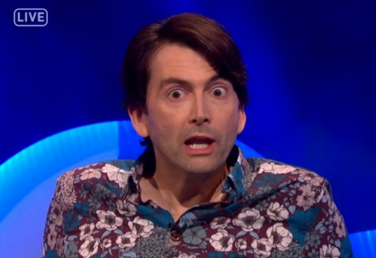David Tennant appeared on The Last Leg - Friday 24th January 2020