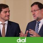 Image for the Tweet beginning: MASPI ZAPPING📺 Mariano Rajoy esquivó
