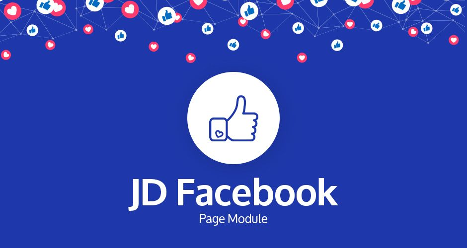 JD Facebook Page Module : Promote and Embed Your Facebook Fan Page Easily on Your #Joomla Website  https:// buff.ly/3au2pMN      #JoomlaExtension <br>http://pic.twitter.com/zoHA5xo9RI