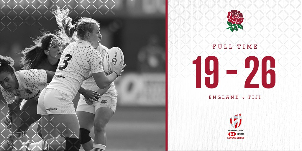 test Twitter Media - England women have lost their opening match of the #NZSevens to Fiji.   They next play New Zealand at 03:58 GMT on Saturday with coverage on @SkySports Action 📺 https://t.co/5KoJ3WK8GI