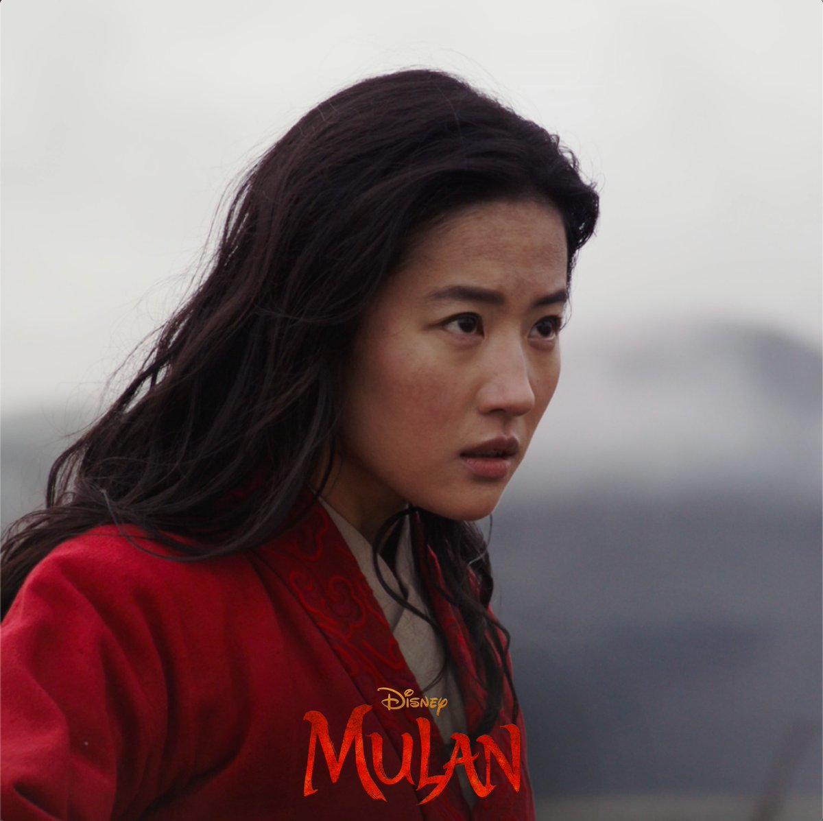 I will bring honor to us all. See Disneys #Mulan in theaters March 27.