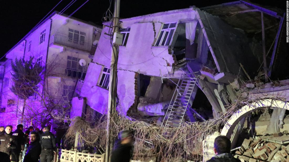 Sismo en Turquía contabiliza 29 muertos
