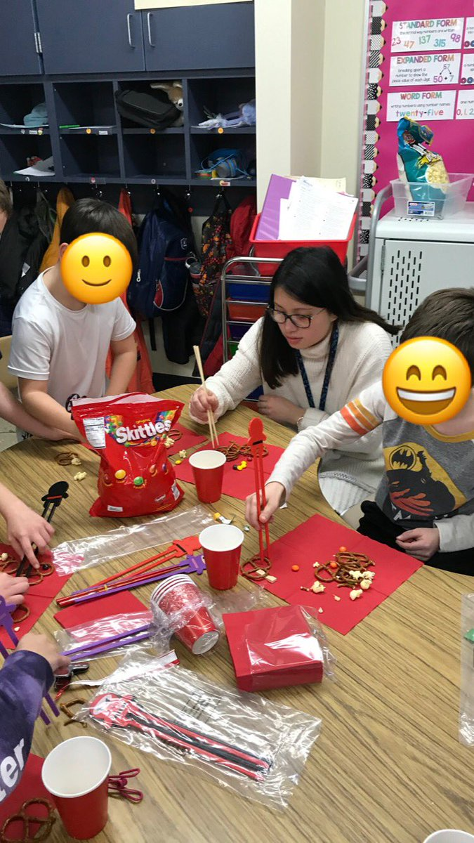 Happy Chinese New Year! 新年快乐!@NWElementary 🎉