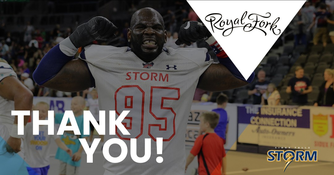 A BIG thank you to Royal Fork Buffet for your sponsorship and support. Your contribution is what helps make our program possible. <br>http://pic.twitter.com/kFmbRVmbu5
