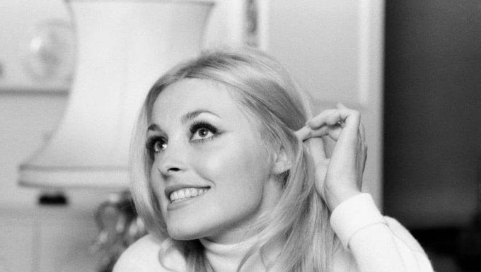 Happy birthday to the late Sharon Tate.