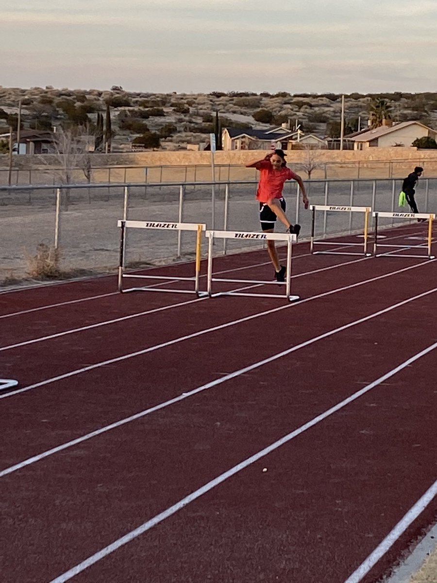 Our Colts prepping for tomorrow's Track Meet! You got this Colts! #TeamSISD #OurTimeIsNow