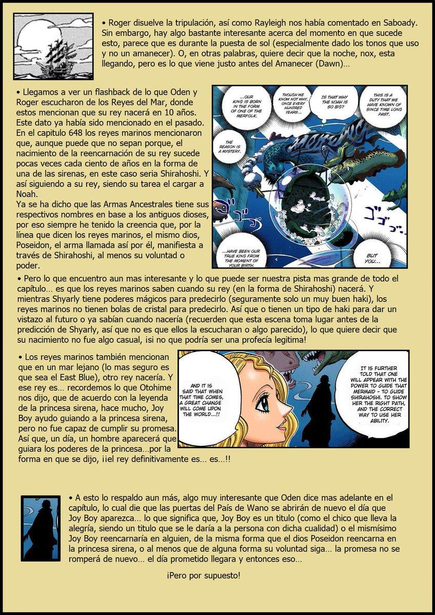 Secretos & Curiosidades - One Piece Manga 968 EPFwTHrXUAAbEQf
