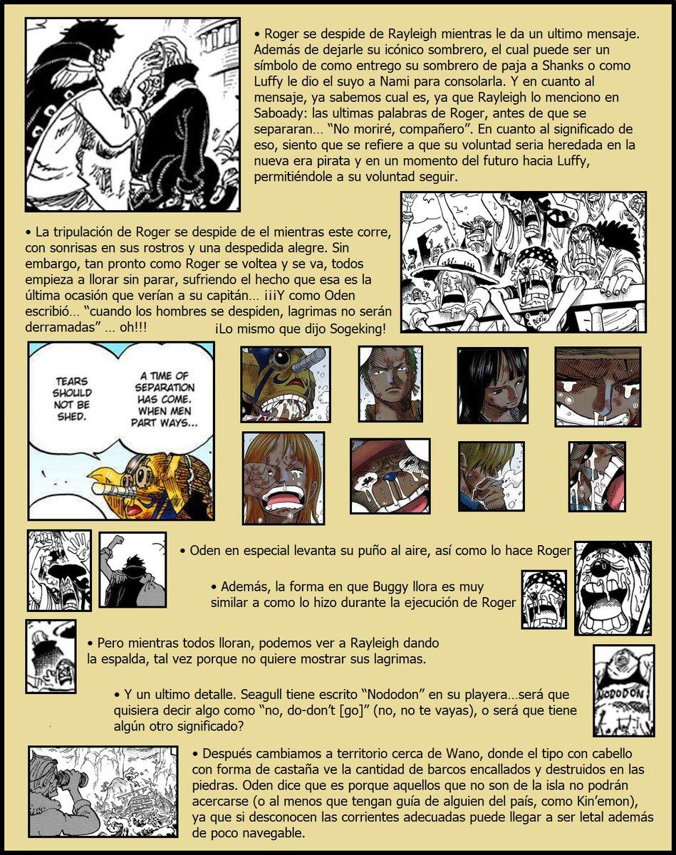 Secretos & Curiosidades - One Piece Manga 968 EPFwTIHXkAAUM2H