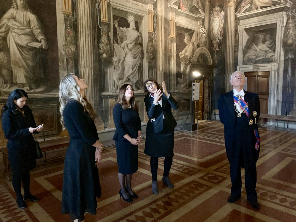 A wonderful visit to the Apostolic Palace to see and experience the history of the church and city-state. I especially enjoyed the breathtaking chapels and art at every corner. Thank you for the warm welcome and the experience I will cherish for the rest of my life!