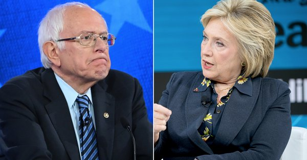 Bernie Sanders reacts to Hillary Clintons attack that nobody likes him: This is not the kind of rhetoric that we need  https://cnn.it/2Gjbjio