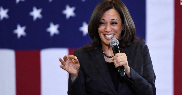 Kamala Harris is considering endorsing Joe Biden for president, source says  https://cnn.it/2sZFUi0