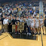 Image for the Tweet beginning: Noblesville High School honored Tony