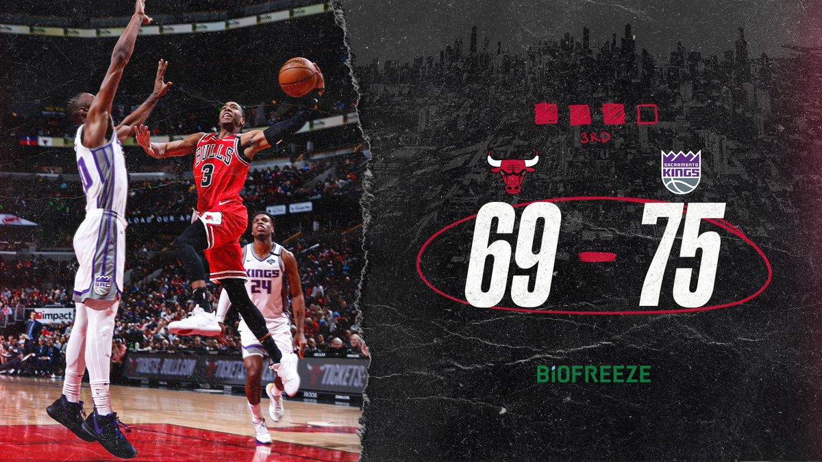 Chicago Bulls @chicagobulls
