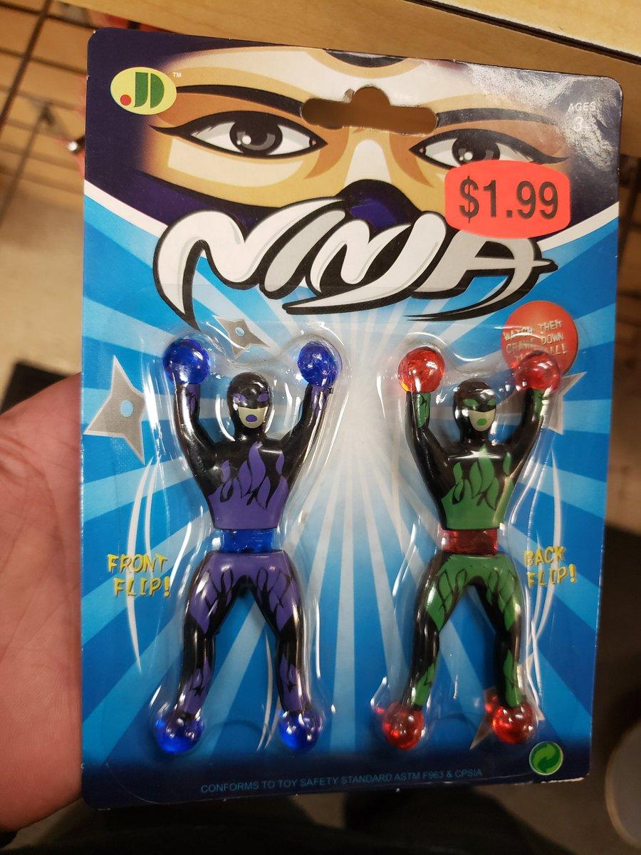 So I went and got the new ninja toy . . You wont believe this! hahahaha #meme #ninja