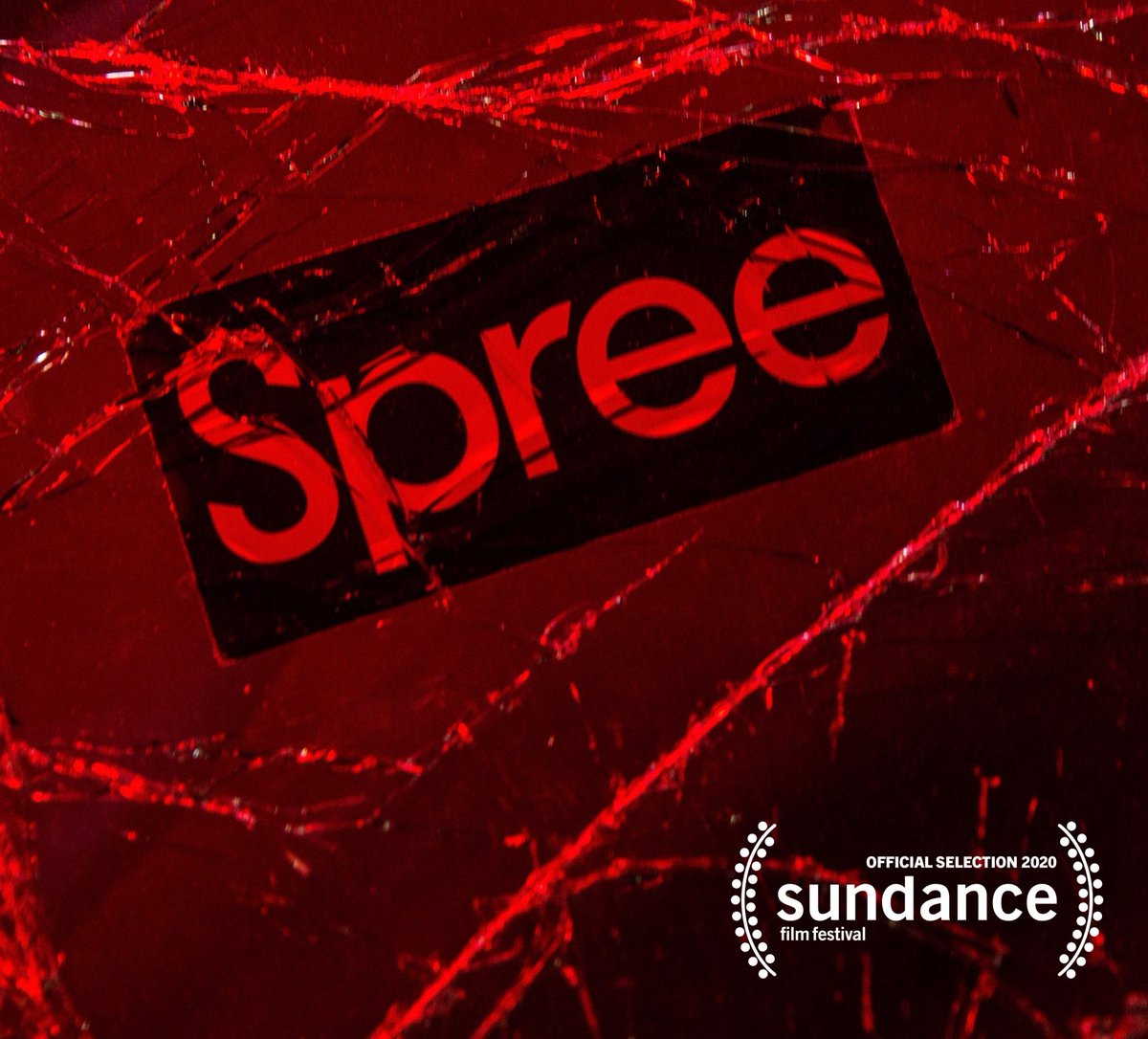 So stoked to be apart of #Spree such a joy to work with the brilliant @eugeugeug and the entire cast and crew. Thanks for having us #Sundance 🙌🙌🙌 https://t.co/60bTMMsgUu
