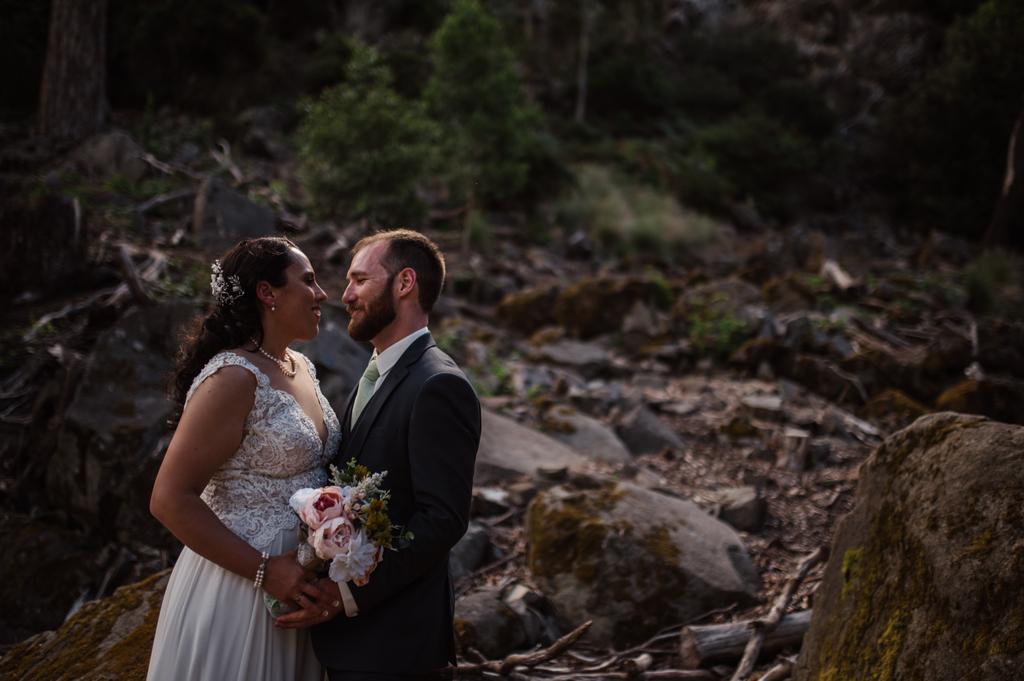 Matt & Jess; Adventure Wedding Portraits.    #wedding #weddingphotographer #discovertasmania #destinationwedding #adventure