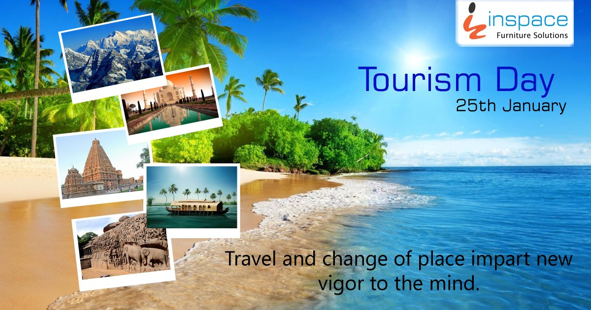"""""""The beauty of nature will you speechless once you start #travelling ,but it will make you a story teller once you finish travelling"""" #SaturdayMotivation #weekend #tourismforum2020 #tourism #travel #manufacturer #inspace #Chennai  http://www.inspaceindia.com"""