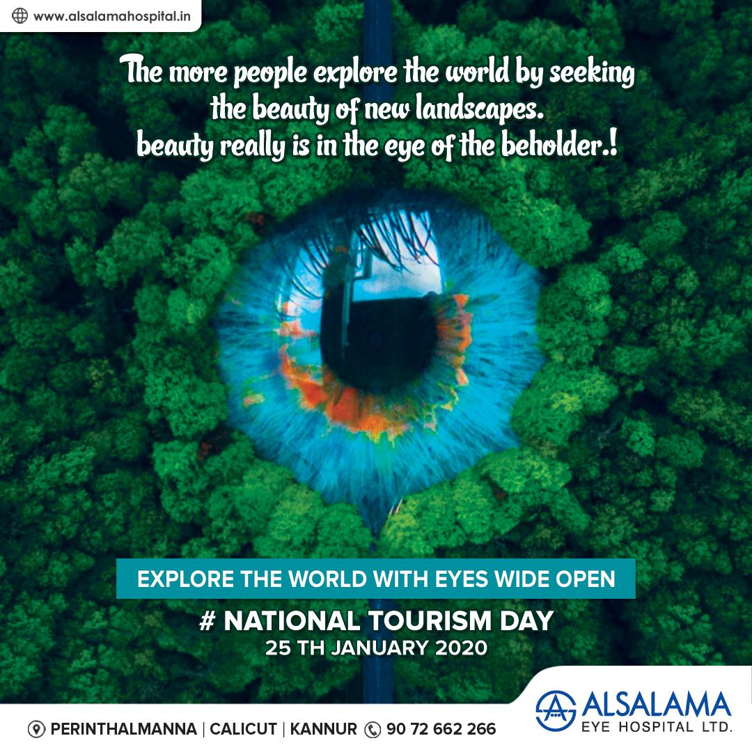 #nationaltourismday #nationaltourismday2020 #incredibleindia #tourism #tourismday #keralatourism #Alsalamaeyehospital #perinthalamanna #calicut #kannur #exploreindia