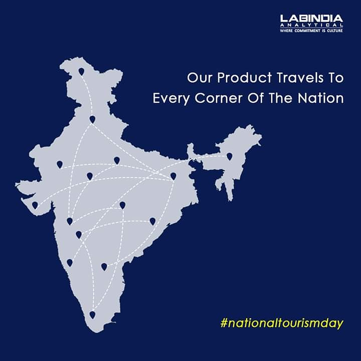 Business travel is all about opportunity, but it'll only arise if you make it happen.  Happy National Tourism Day.  #NationalTourismDay #TourismDay #Tourism #Travel #Tour #Explore #Labindia #Analyitcal