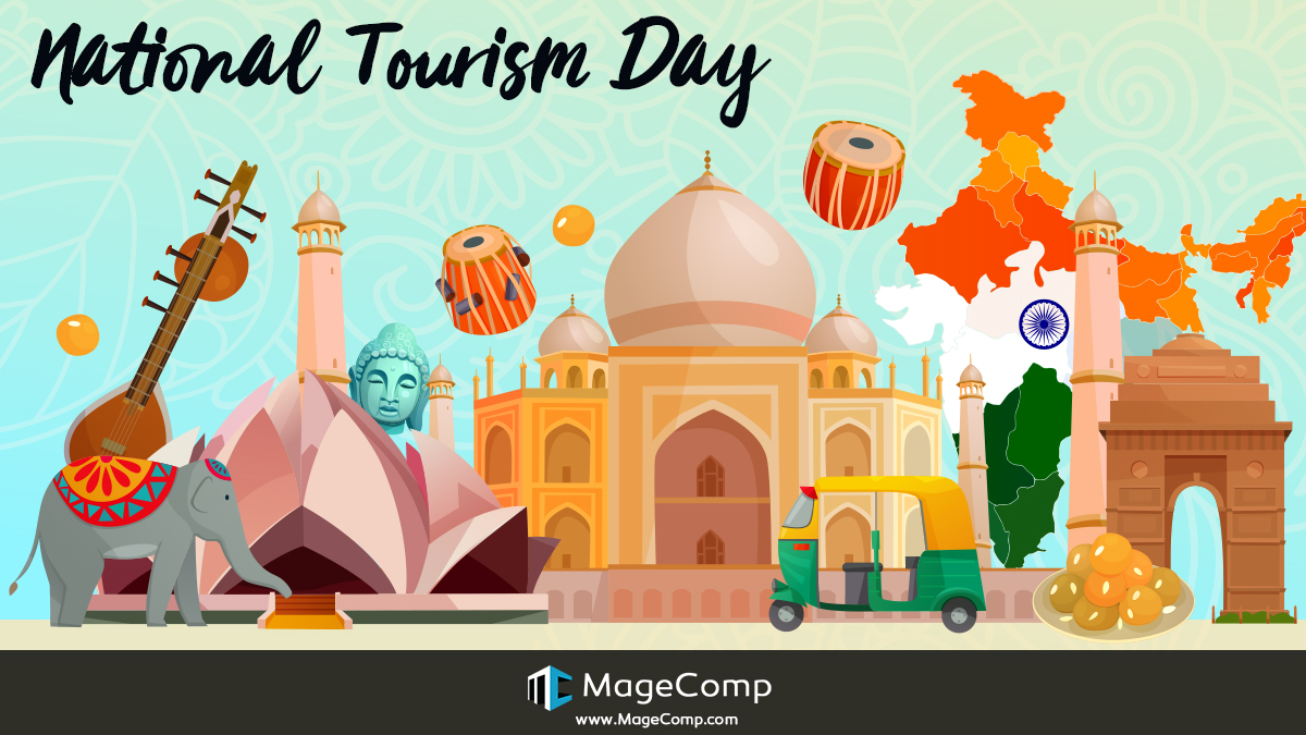 We travel, some of us forever, to seek other places, other lives, other souls. #MageComp Wishes National Tourism Day to travel geeks. #NationalTourismDay #TourismDay  #Tourism #Travel  #travelling
