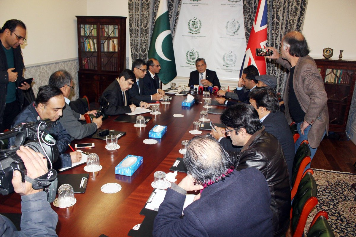 High Commissioner #MohammadNafeesZakaria welcomes improved travel #advice of UK for #Pakistan; says it will bring our two peoples closer and increase #tourism & #investment in #Pakistan. @PakistaninUK   #APPNews @CTurnerFCO @MoIB_Official @ZakariaNafees