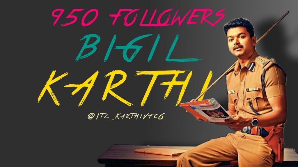 950 Followers   Thk u All Fdz... #Master<br>http://pic.twitter.com/PL5GBCygM6