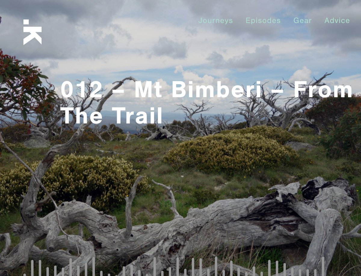 The return walk from the Orroral Valley Tracking Station to Mount Bimberi and back is 54km.  Click on the following link to listen to this series of on trail recordings to see if this trail is for you. Click on the following link to listen https://soo.nr/p7Bk #hiking #podcast