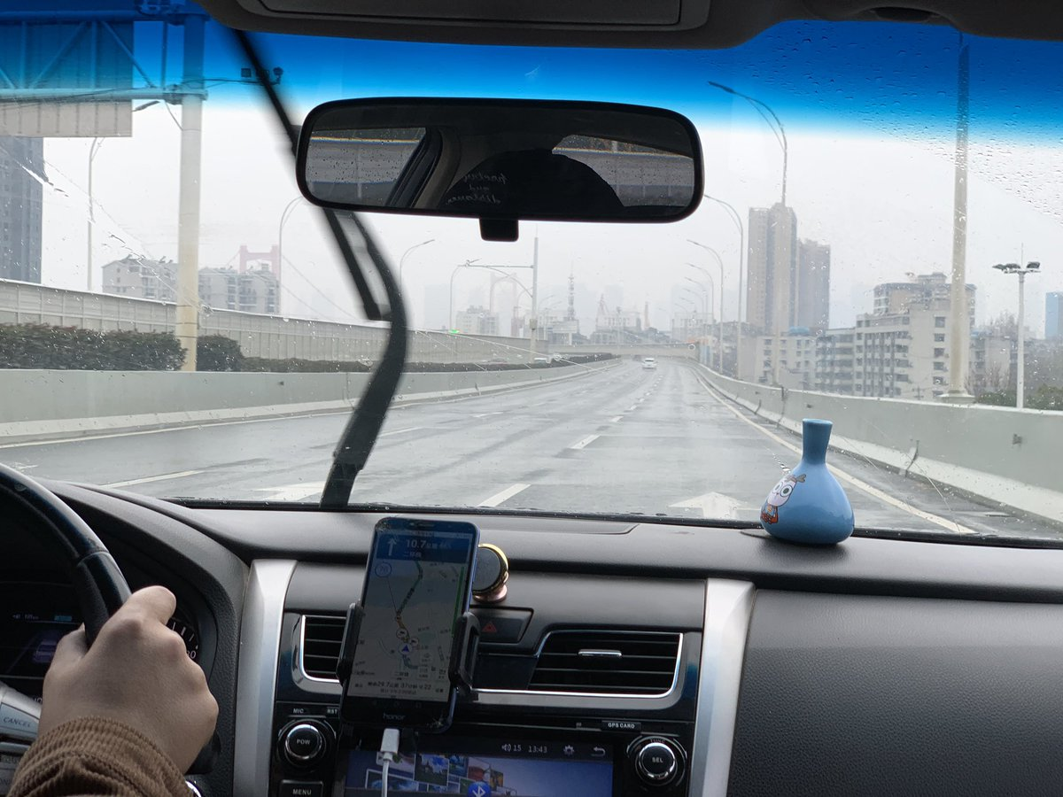 Saturday in Wuhan, heading out on a very empty expressway. The first day of the Lunar New Year and the city feels desolate and quiet. But there is a lot happening in this story in China and worldwide. Follow it at our live briefing. https://www.nytimes.com/2020/01/24/world/asia/china-coronavirus.html?smid=nytcore-ios-share …