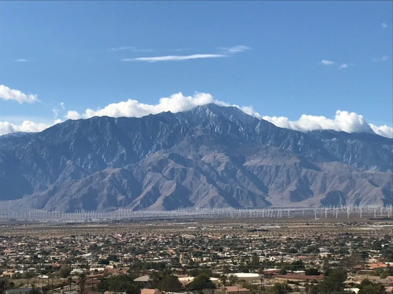 Swiss Canyon Trail Rises 48 Stories Over Desert Hot Springs #coachellavalley #hiking #visitcalifornia  http://dld.bz/hr3PH