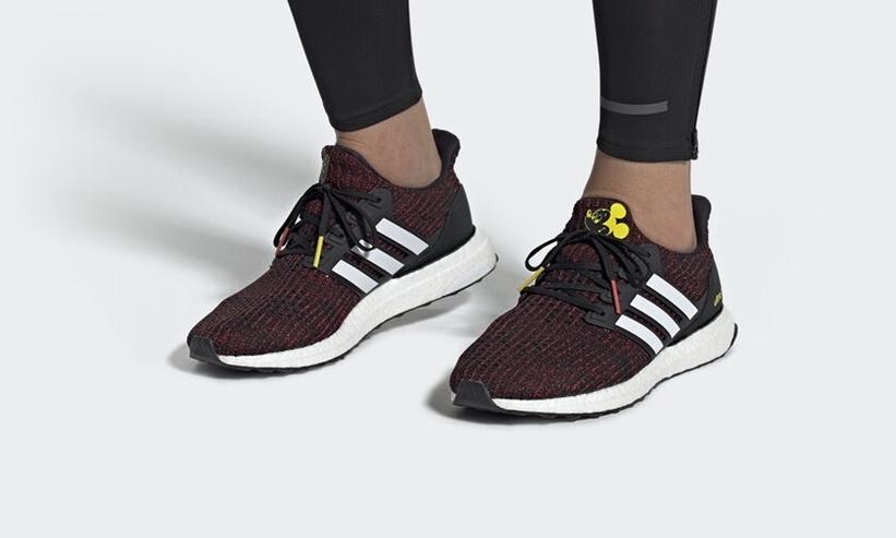 "Adidas ULTRA BOOST 4.0 ""Disney Mickey Mouse"""