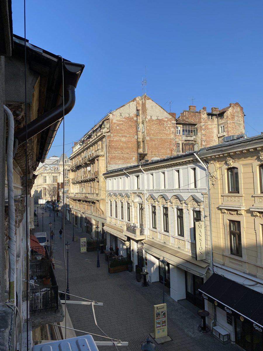 Saturday in Bucharest...