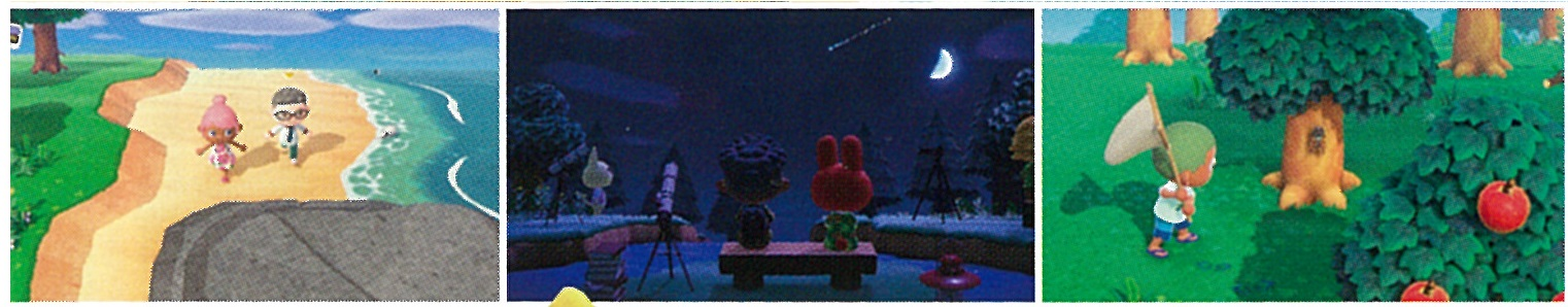 Animal Crossing New Horizons Booklet Contains A Few New
