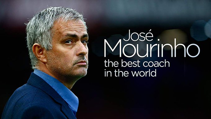 """January 26:Happy 57th birthday to former professional football (soccer) coach,José Mourinho(\""""Manchester United\"""")"""