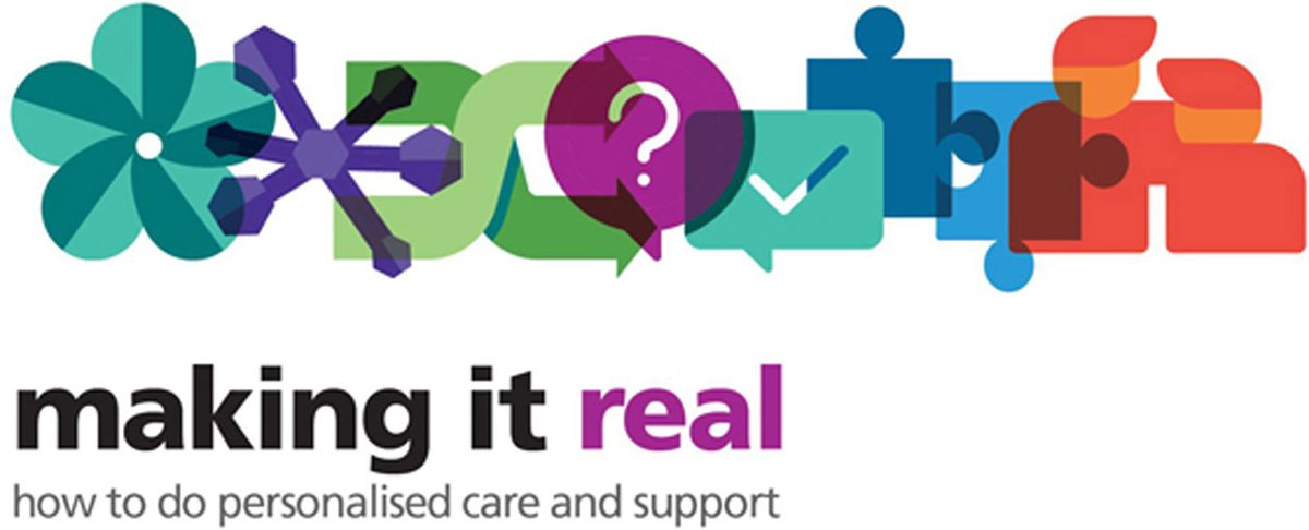 Drum roll please - organisations will be sharing how they are committing to offering person-centred care with  #makingitreal shortly. They'll be added to the directory here.    @1adass @NCAG17 @Pers_Care @LGAcomms @SianCommCats @ARCEngland @ManorCommunity