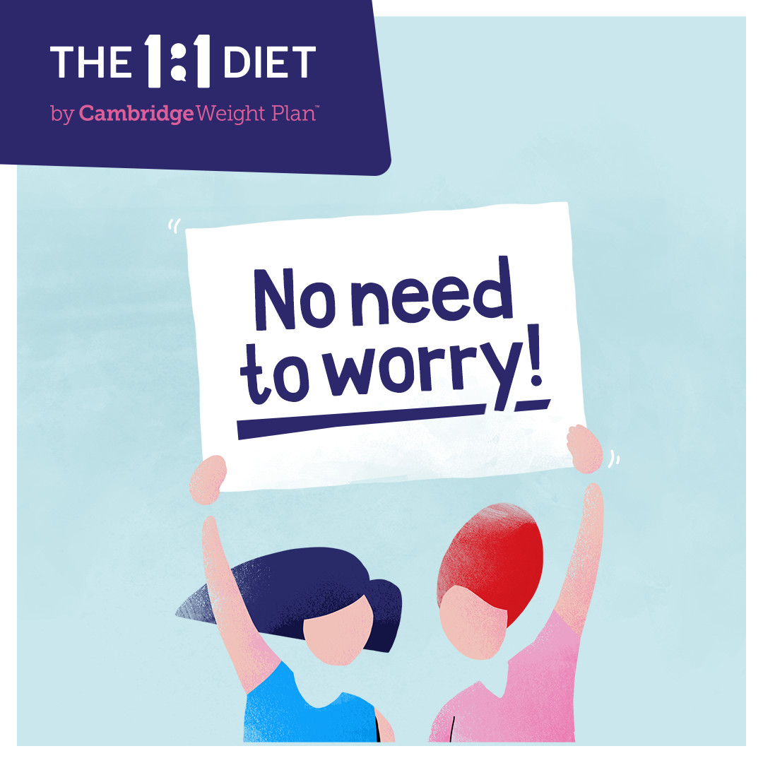 We've got the formula you need to stay focused and smash your goals.        #One2OneDiet #One2One #One2OneDietChallenge #diet #fatloss #weightloss #fit