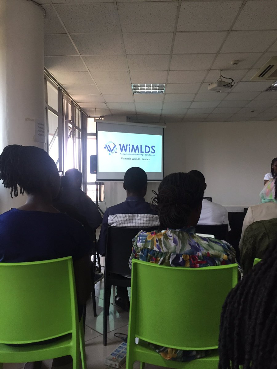 WiMLDS - Women in Machine Learning & Data Science has officially kicked off  <br>http://pic.twitter.com/RYXpJMihmQ