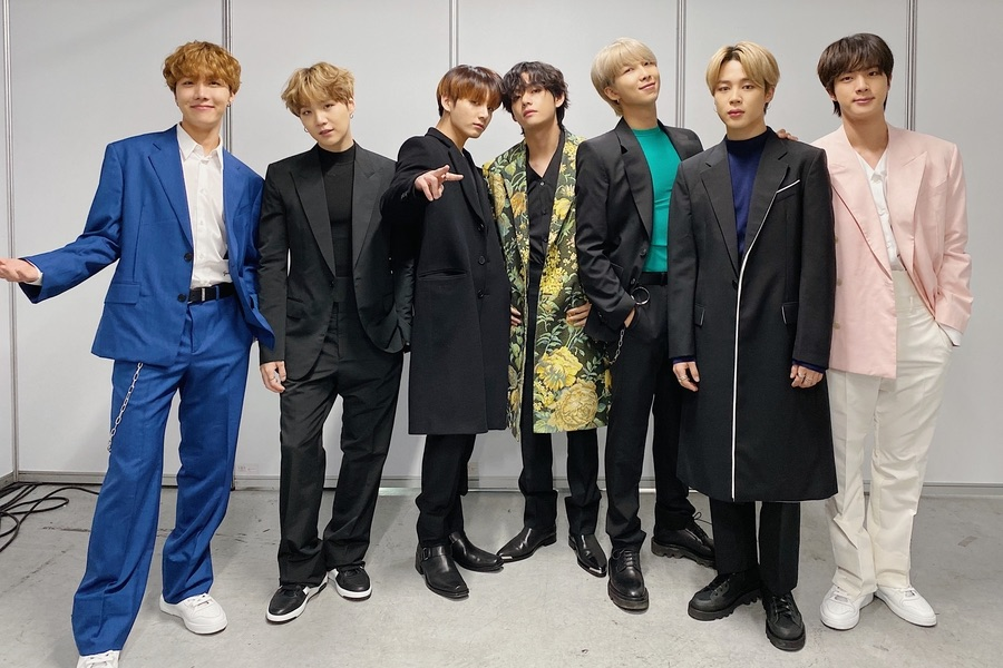 CBS Shares Behind-The-Scenes Peek Of #BTSs Performance With Lil Nas X At 2020 Grammy Awards soompi.com/article/137923…