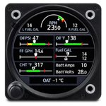 Image for the Tweet beginning: REPLACE ANALOG GAUGES WITH ELECTRONIC