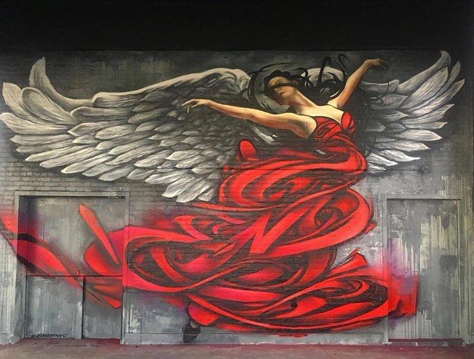 #streetart #Artist #muralart #urbanart #graffiti #art #illustration #mural #streetarts #urbanart #artderue #arturbain #artedistrada #arteurbana #artecallejero #arteurbano #graffiti #streetartist #wallartist #graffitiartist #artlover #artnet #artist #artists #designer #muralspic.twitter.com/k5jfoeSlfS