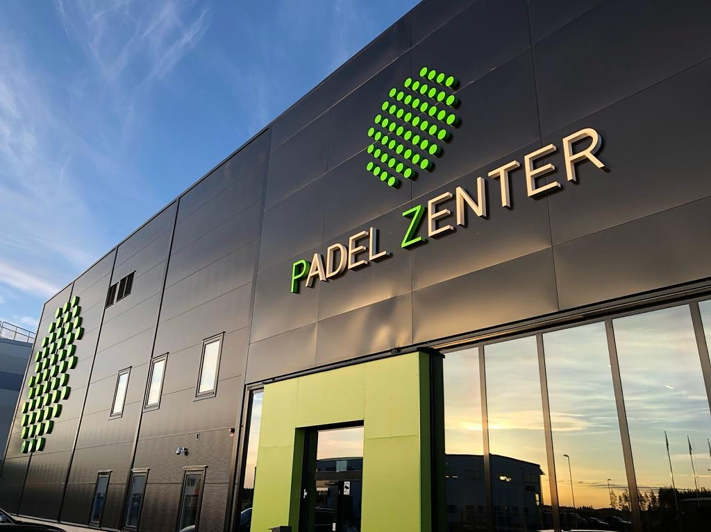 The Best padeltennis facility in the world @padelzenter (instagram)