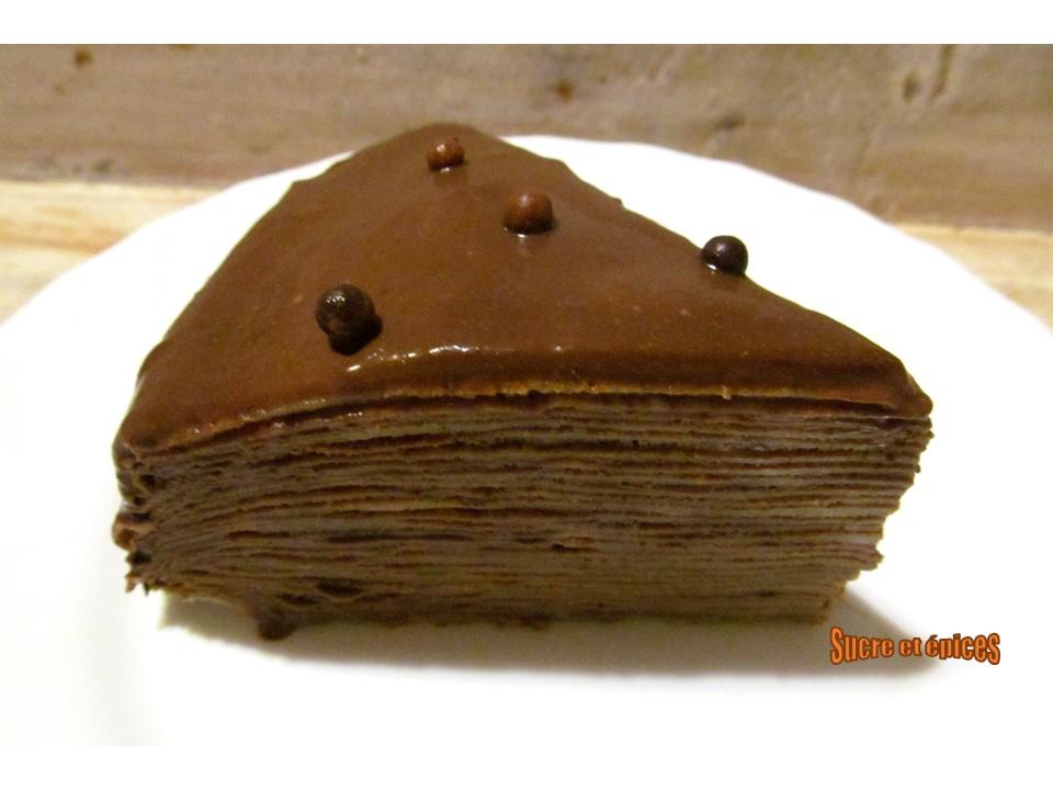 Gâteau de crêpes à la crème chocolat-banane -  http://sucreetepices.over-blog.com/2020/01/recette-gateau-de-crepes-a-la-creme-chocolat-banane.html  … - #gâteau  - #crepes  - #Food  - #Foodies  - #foodblogger  - #yummy  - #miam  - #chocolate  - #desserts  - #homemade  - #Chandeleur  - #recipeblog  - #banane  - #cake  - #cakes  - #banana  - #gourmet  - #chocolat  - #easyrecipes