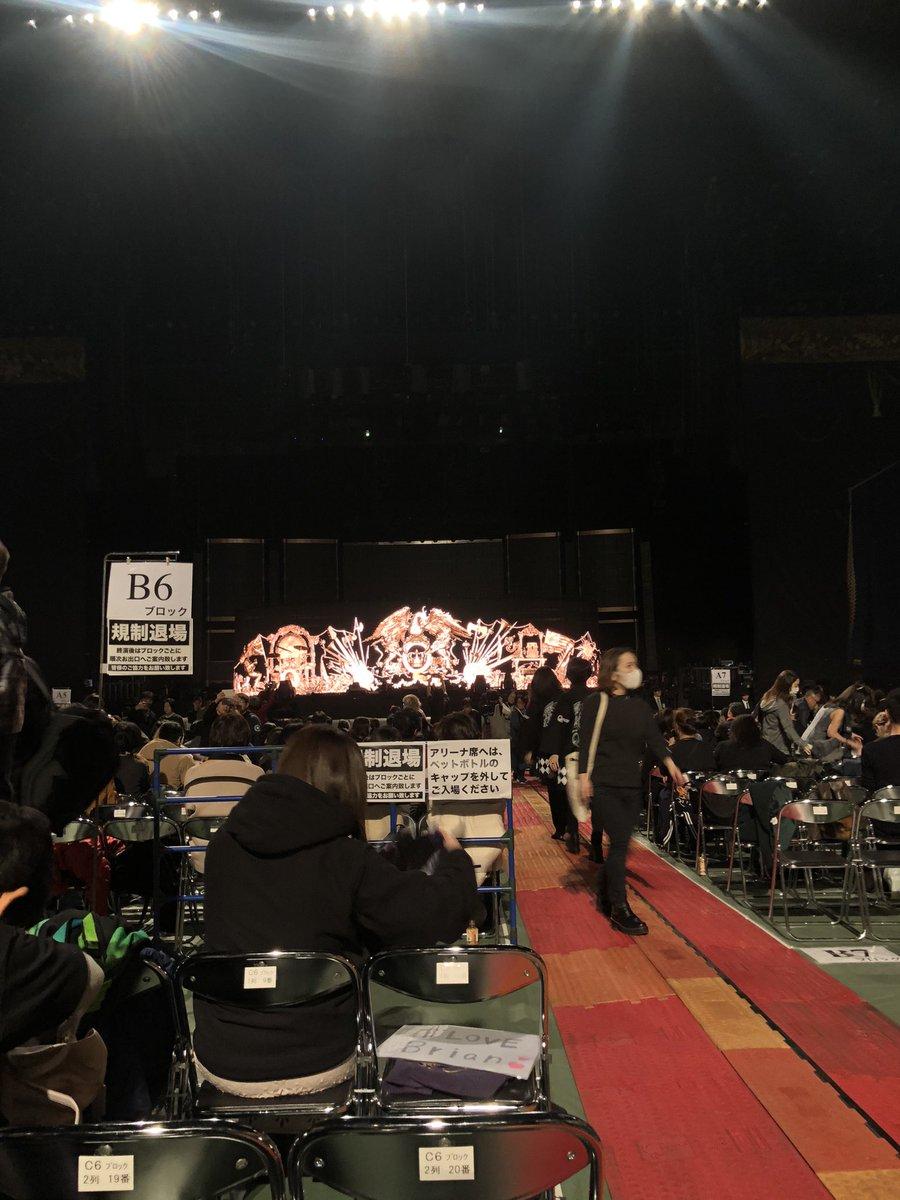 名古屋 ドーム クイーン 座席 表