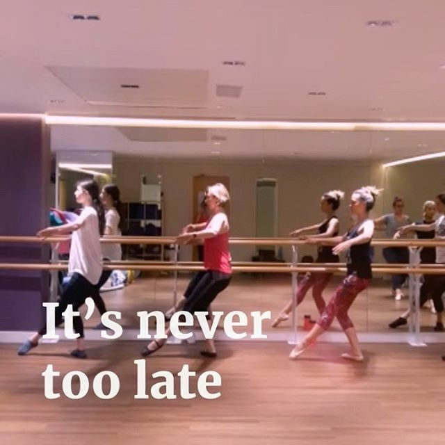 It's never too late to discover your passion... . . .  #stretching #motivation #improveyourself #thursday #bestworkout #dancing #mindset #newgoals #ballet #balletbodysculpture #adultballet #elegance #bodysculpting #balletbodysculpture #balletworkout #beg… https://ift.tt/3aL2UT4pic.twitter.com/tUVRndKDQ7
