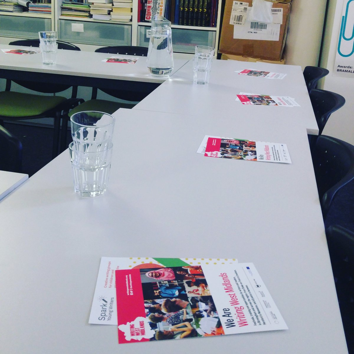 Writingwestmidlands On Twitter We Re All Set Up For The First Writing Short Course Of 2020 Pitching Your Work One Day Workshop With Liv Chapman 13 Writers Due In An Hour To Learn And