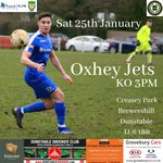 Image for the Tweet beginning: Game Day:   At Creasey Park